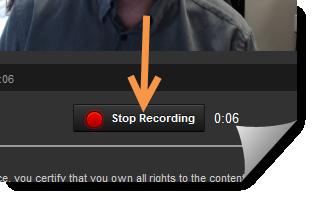 Stop Recording
