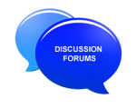 Discussion Forums Graphic