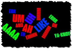 Graphic of Verbal Debris