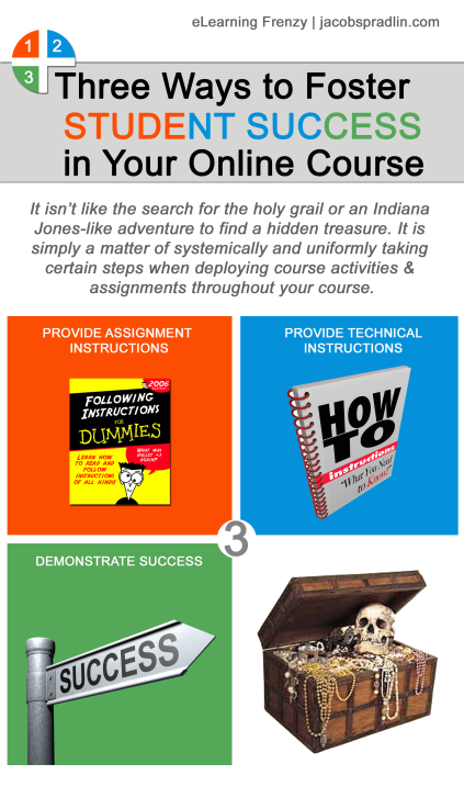 3 Ways to Foster Student Success in Your Online Course