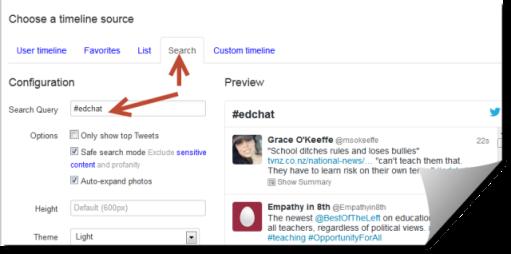 Twitter Conversation - Hasthtag Stream