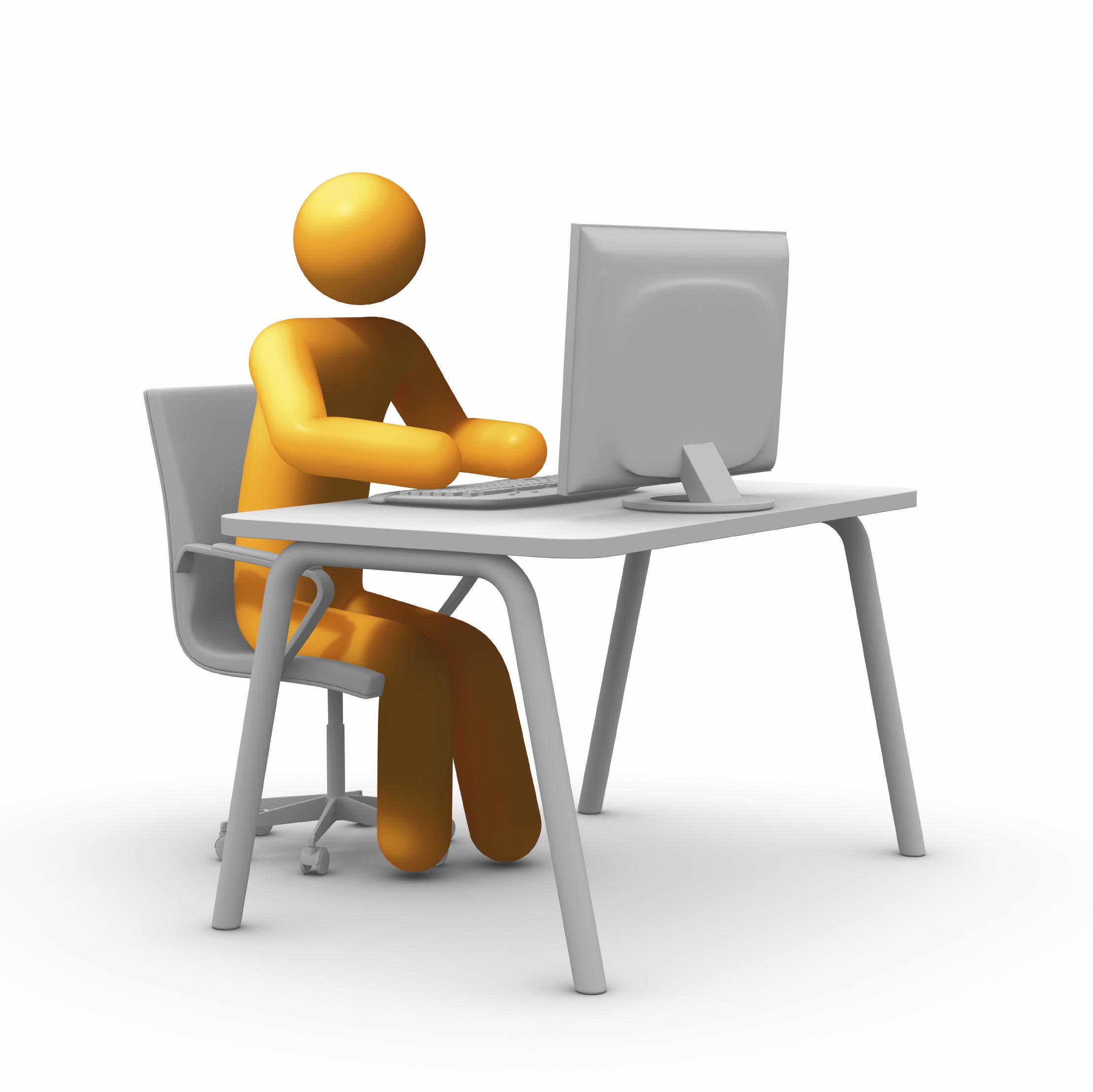 Online course work