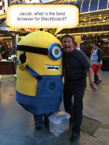 Jacob and his Minion
