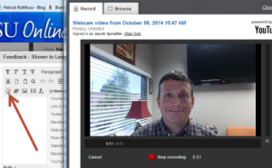 Using Video Everywhere for Feedback